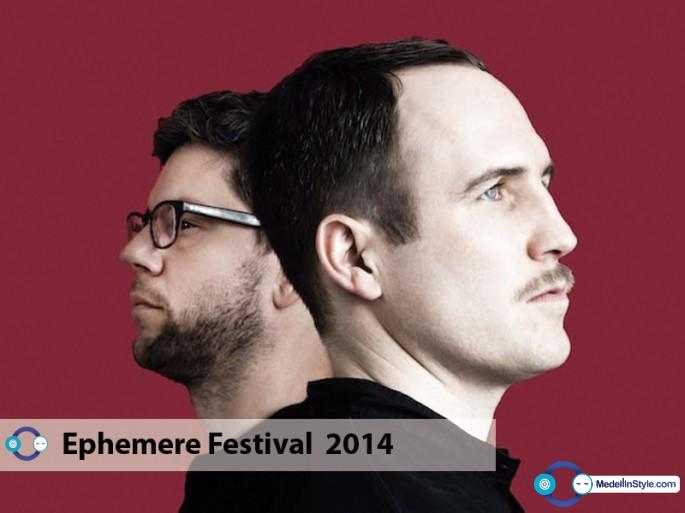 Âme, dOP, Tale Of Us y más en Ephemere Festival 2014