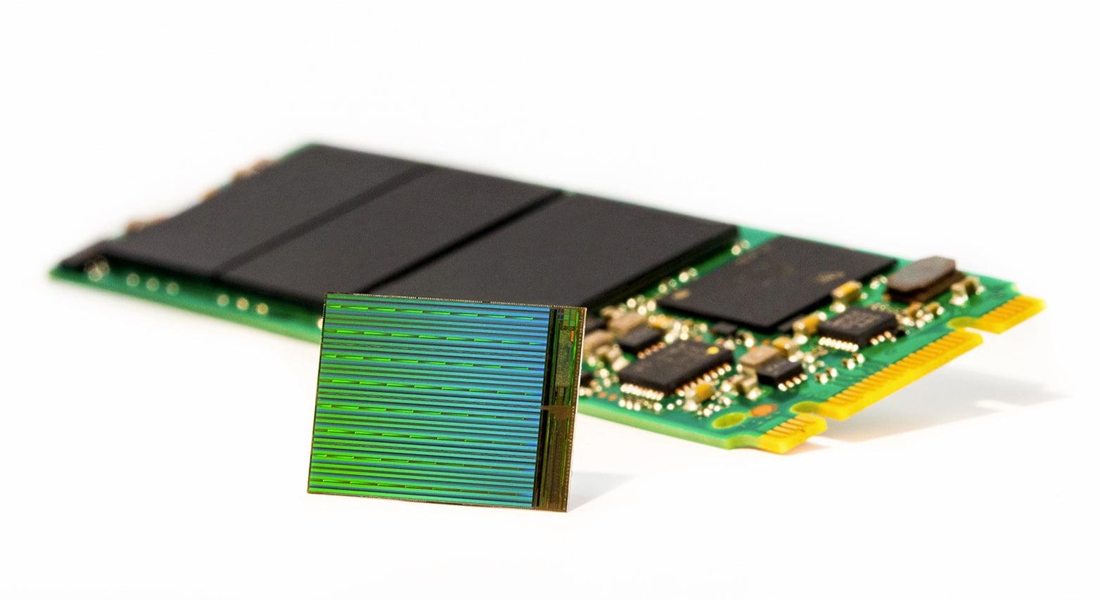 SSDs de 10 Teras en 2016