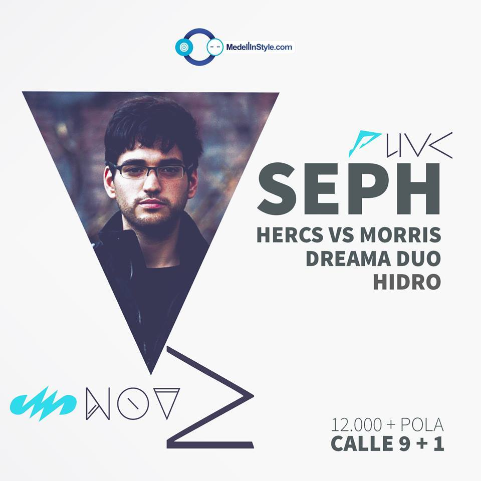 Mp3: Seph Live @ Aula Magna - Items & Things Podcast 05