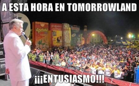 Los DJS GMID del Tomorrowland 2013