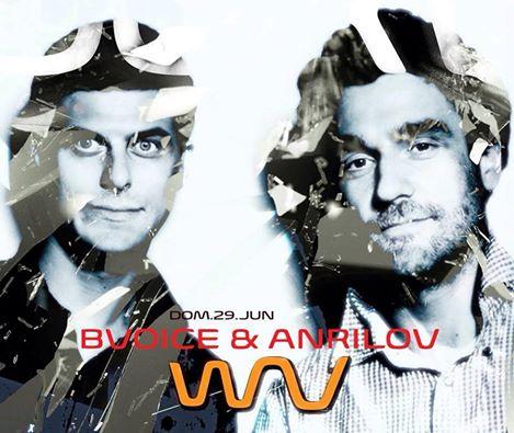 Bvoice & Anrilov: Prueba el UltraGroove del dúo Moscovita