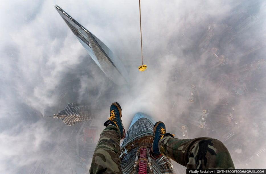 IMPRESIONANTE: 84 ¨fotografías¨ que arriesgaron su Vida para poderlas hacer