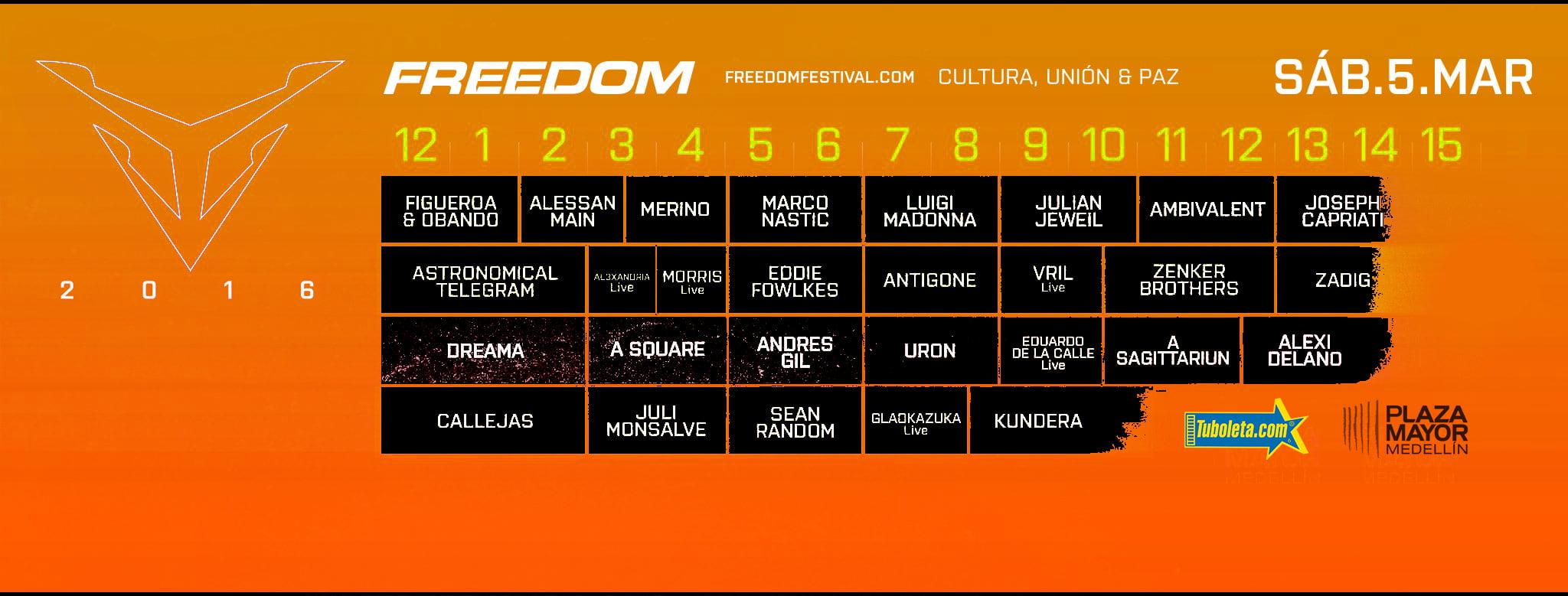Dónde comprar los Pasabordos para el #FREEDOMMEDELLIN antes de que suban éste Fin de Semana