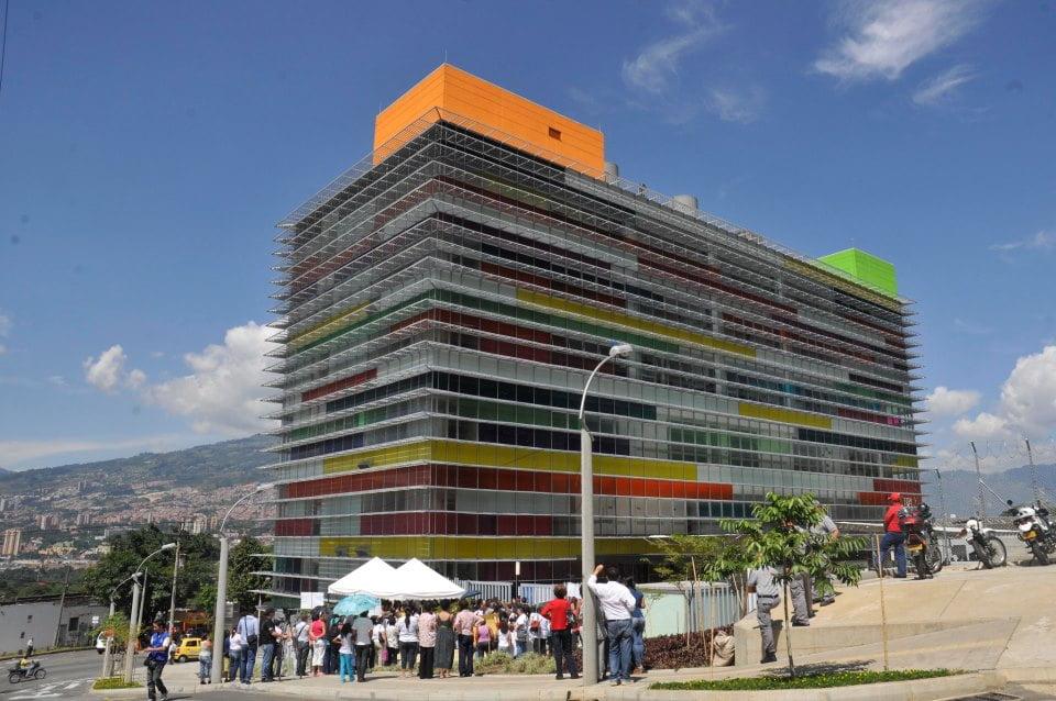 Medellín abrió nuevo hospital para niños