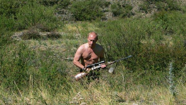 Un informático anuncia que está creando un juego sobre Putin y zombis