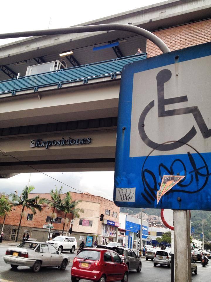 #FREEDOM es un Festival apto para tod@s! cuenta con rampas y niveles para los Discapacitados.