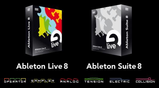 Anuncian Ableton Live 8