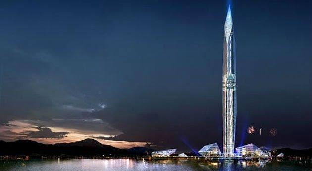 Así será la primera torre invisible del mundo