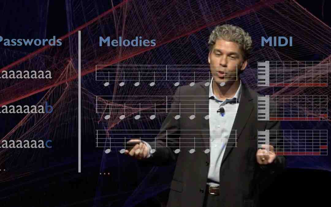 68,719,476,736 melodias posibles tiene una Escala de Octava según la Inteligencia Artificial y ya las puedes descargar