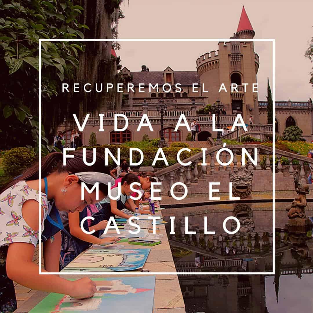 ILLEGAL SOUNDS hará su lanzamiento oficial apoyando al Museo el Castillo