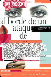 Mp3: Paul Ritch , Bart Skills , 2000 and One - Live @ Goa Fabrik (Madrid,Spain) • (15-03-2009)
