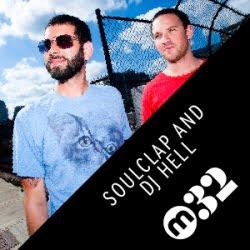 MP3: MiXMAG Podcast # 32 DJ Hell / Soulclap