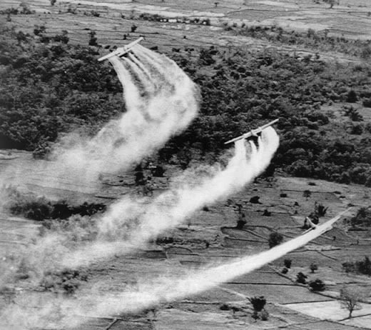Los 10 ataques con armas químicas de Estados Unidos