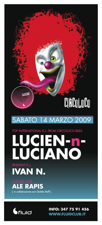 MP3: Luciano Live At Cadenza Night Italy 03-14-2009