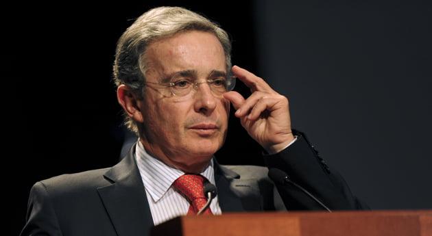Uribe pide no encarcelar a drogadictos