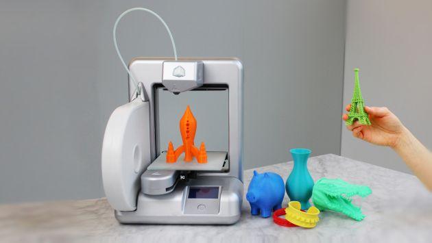 ¿Viene una nueva revolución tecnológica con la impresora 3D?