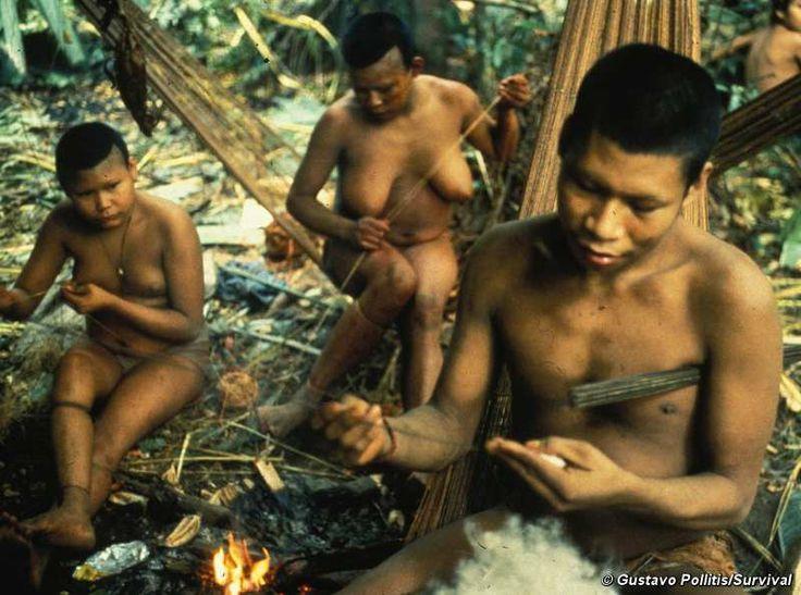 Huesos: Otra especie diferente a los Nativos Americanos llegó a America