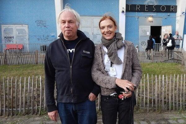 4. Dimitri Hegemann y Regina Baer