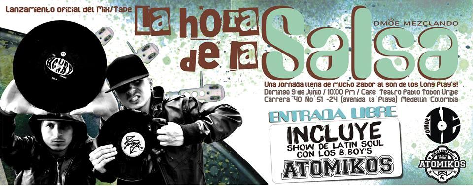Dj Dmoe Presenta La Hora de la Salsa (Lanzamiento oficial Mix/tape)...