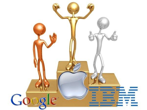 El ranking de las marcas más valiosas está dominado por tecnológicas