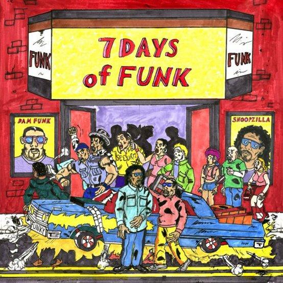 """""""7 Days of Funk"""" álbum conjunto entre Snoop Dogg & DâM-FunK, revisa los datos y disfruta del primer vídeo oficial."""