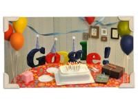 Google festeja sus 13 años de vida