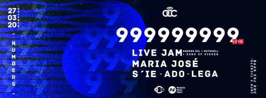 999999999 nos transporta al Acid Rave en su EP XSERIES01 ¡27 de marzo en ORIENTECH!