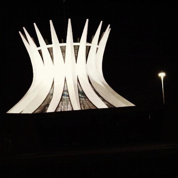 Murió Óscar Niemeyer, gran maestro de la arquitectura