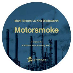 Mark Broom vs Kris Wadsworth - Motorsmoke