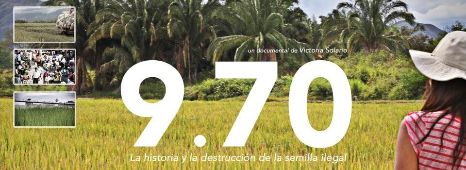 Documental: 9.70 - La privatización de la Semilla de Victoria Solano