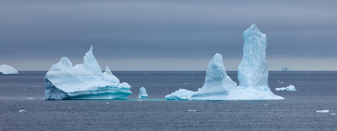 La capa más resistente de hielo del Polo Norte ha comenzado a sufrir proceso de deshielo