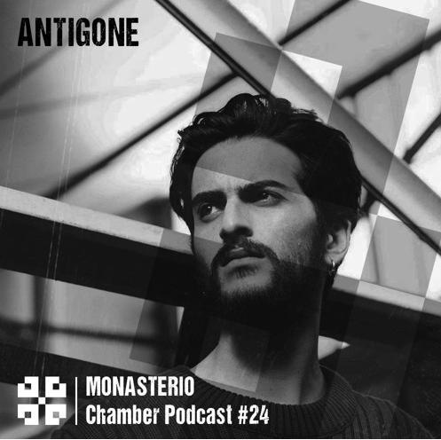 Escucha el podcast que Antigone hizo para Monasterio