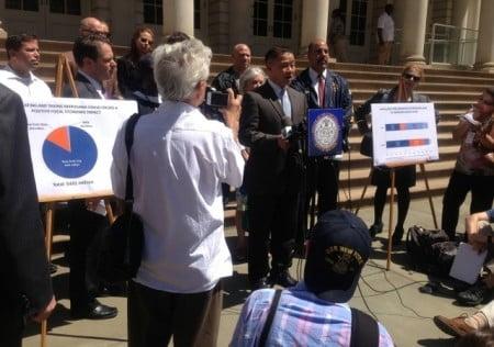 New York: John Liu, El candidato a la alcaldía, propuso ayer un plan para legalizar la marihuana