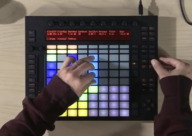 Ableton Live 9 y Push