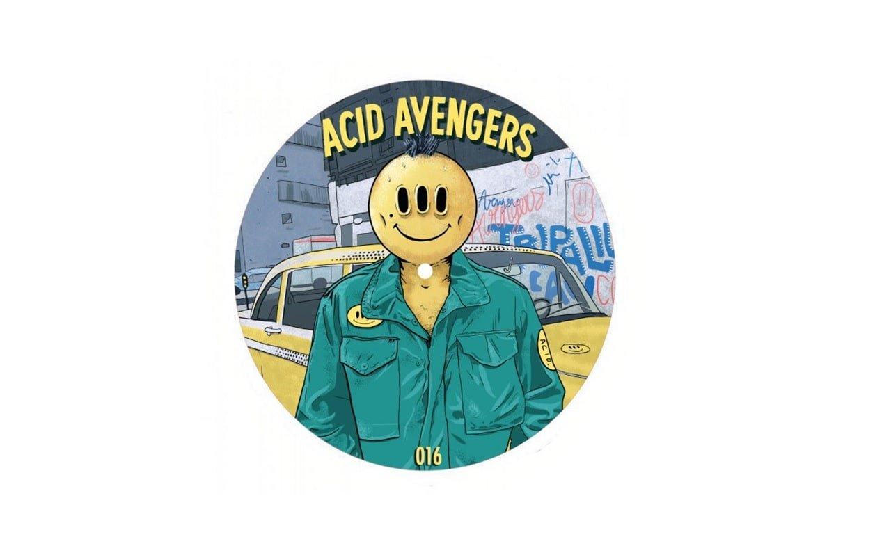 Acid Avengers revela EP colaborativo entre Lake Haze y Celldöd