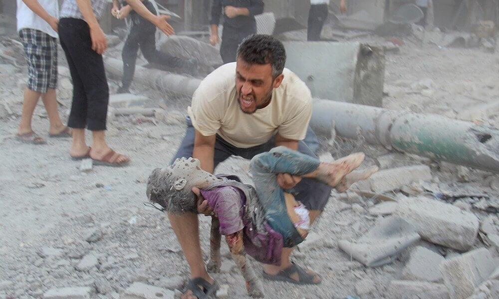 #SAVESYRIA: 5 Organizaciones donde puedes DONAR y Aportar