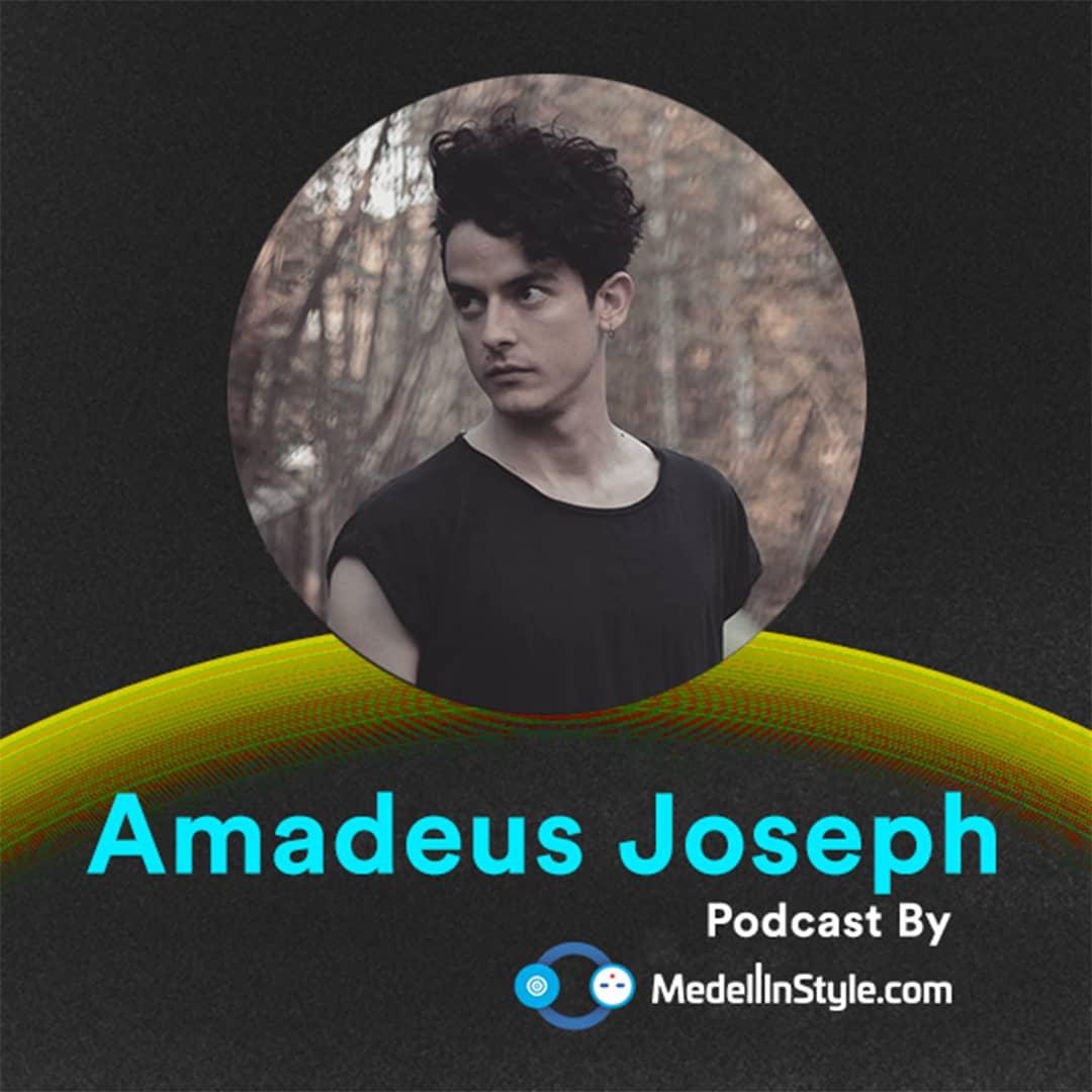 Amadeus Joseph / MedellinStyle.com Podcast 048