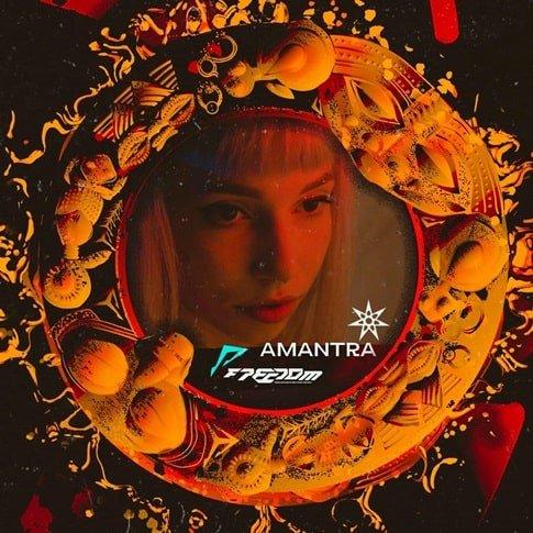 Géneros como techno, trance, acid, electro y breaks, destilara Amantra en el FREEDOM 2021