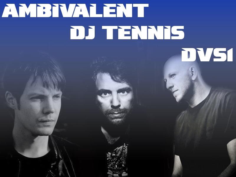 Ambivalent, Dj Tennis, DVS1 y más en Ámsterdam Open Air 2014