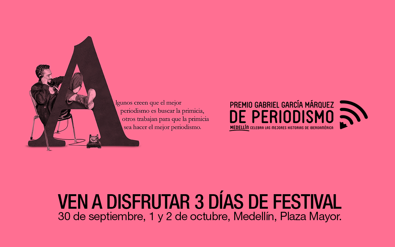Aprovecha 5 Talleres Gratis del Premio Gabriel García Márquez
