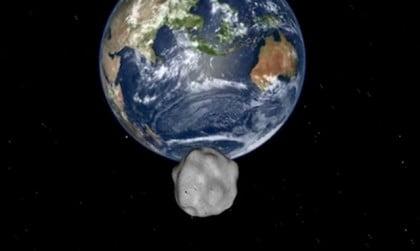 Asteroid 2012 DA14 Flight 016
