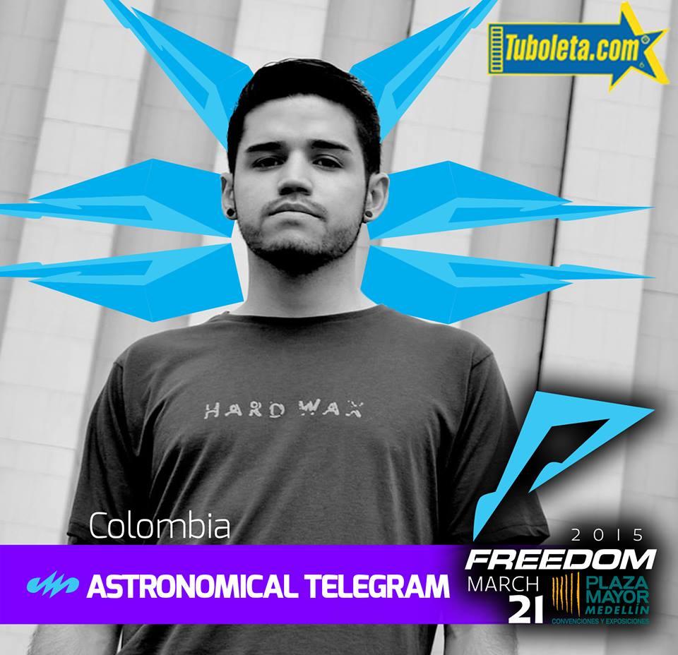 Astronomical Telegram