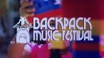 Backpack Music Festival 2013