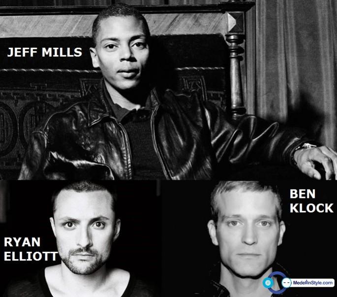 Ben Klock, Jeff Mills, Ryan Elliott y más en Dekmantel Festival 2014