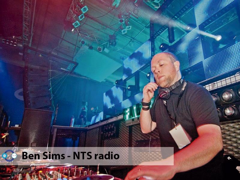 Ben Sims y sus tres horas en NTS Radio