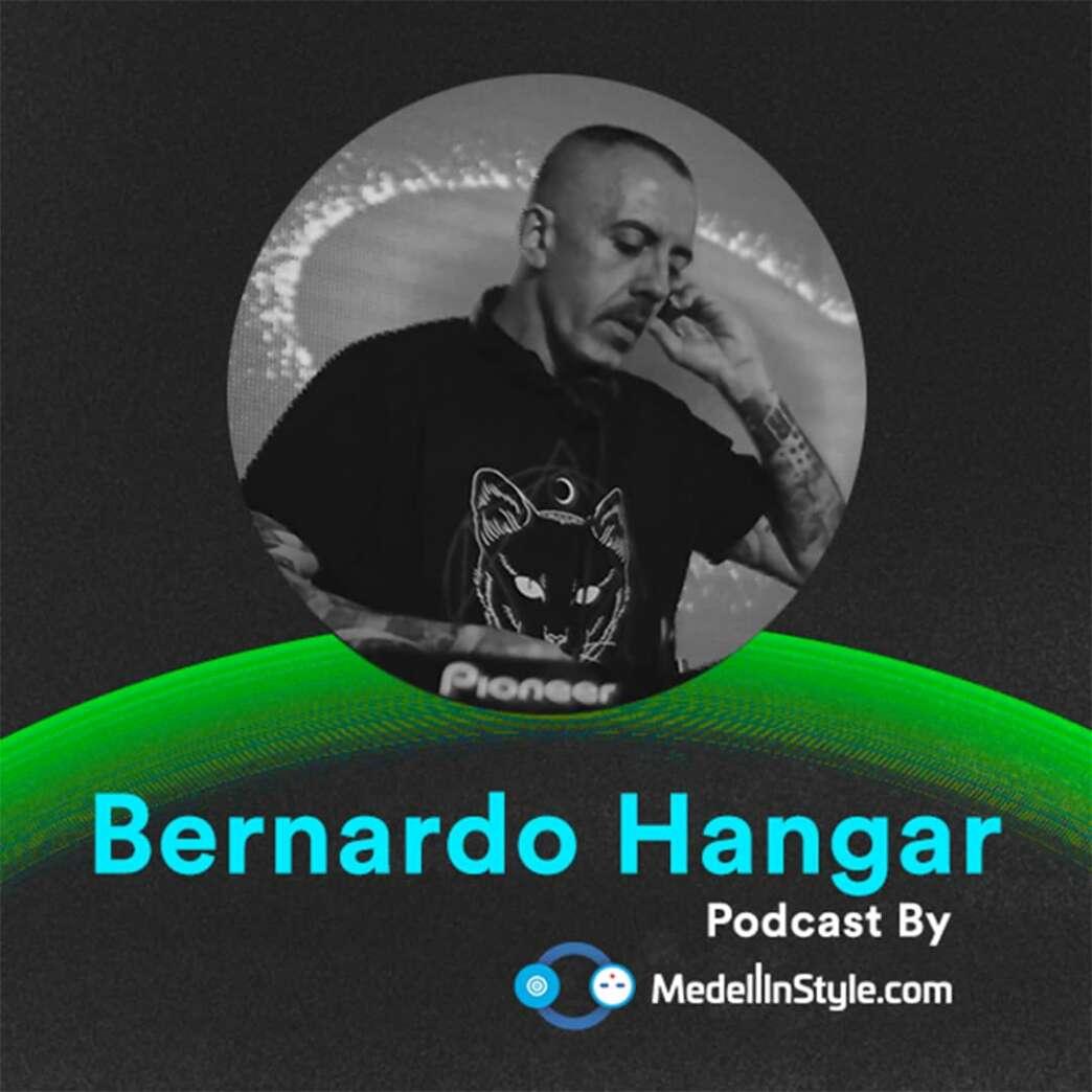 Bernardo Hangar / MedellinStyle.com Podcast 051