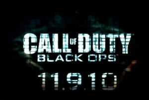 Video: Call of Duty Black Ops new footage!