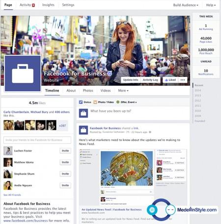 Cambio-Facebook