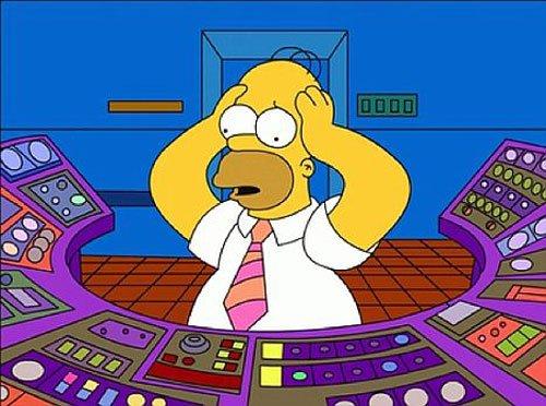 Censuran Los Simpson en Europa por episodios de reactores nucleares