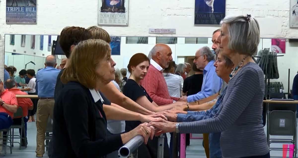 EL Baile Sana TODO, Hasta el PARKINSON